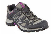 Salomon Women's Ellipse Aero dark titanium/asphalt/purple